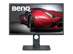 "Монитор BENQ 32"" PD3200U Grey (9H.LF9LA.TBE)"