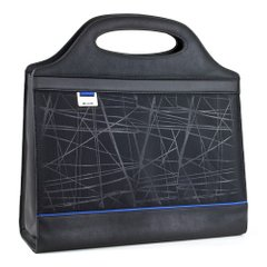 Сумка Microsoft Vinyl Notebook Shuttle Bag, вініл, чорний, до 16""