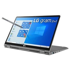"LG Gram 14"" 2-in-1 Full HD Touch Screen Notebook Computer (14T90N-R.AAS9U1)"