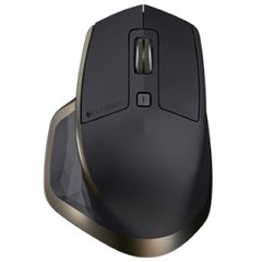 Миша 7 кноп. Logitech MX Master for Business (910-005213) бездротова (Bluetooth,USB), чорний (UA)