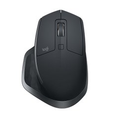 Миша 7 кноп. Logitech MX Master 2s (910-005966) бездротова (Bluetooth,USB), Graphite (UA)