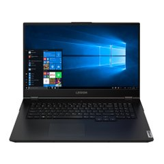 "Lenovo Legion 5 17IMH05H 17.3"" Gaming Laptop Computer - Black - (81Y8002NUS-LC)"