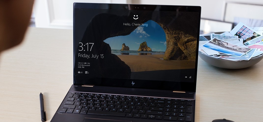 HP Spectre HP True Vision HD