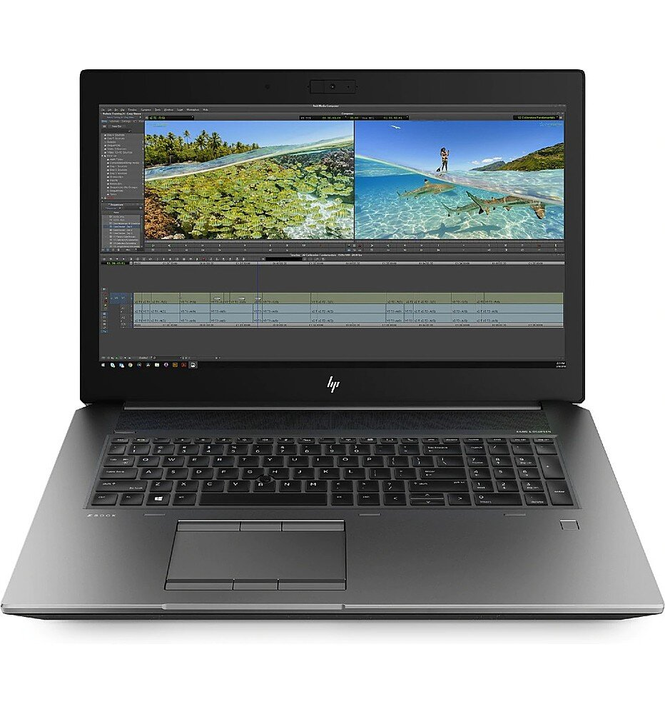 "HP ZBook 17 G6 Mobile Workstation - 17.3"" Display - 16 GB RAM - 512 GB SSD"