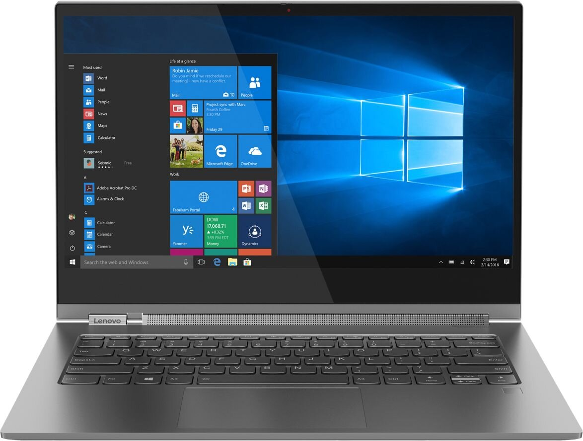 Lenovo Yoga C930 2-in-1 Laptop (GSRF 81C4000HUS)