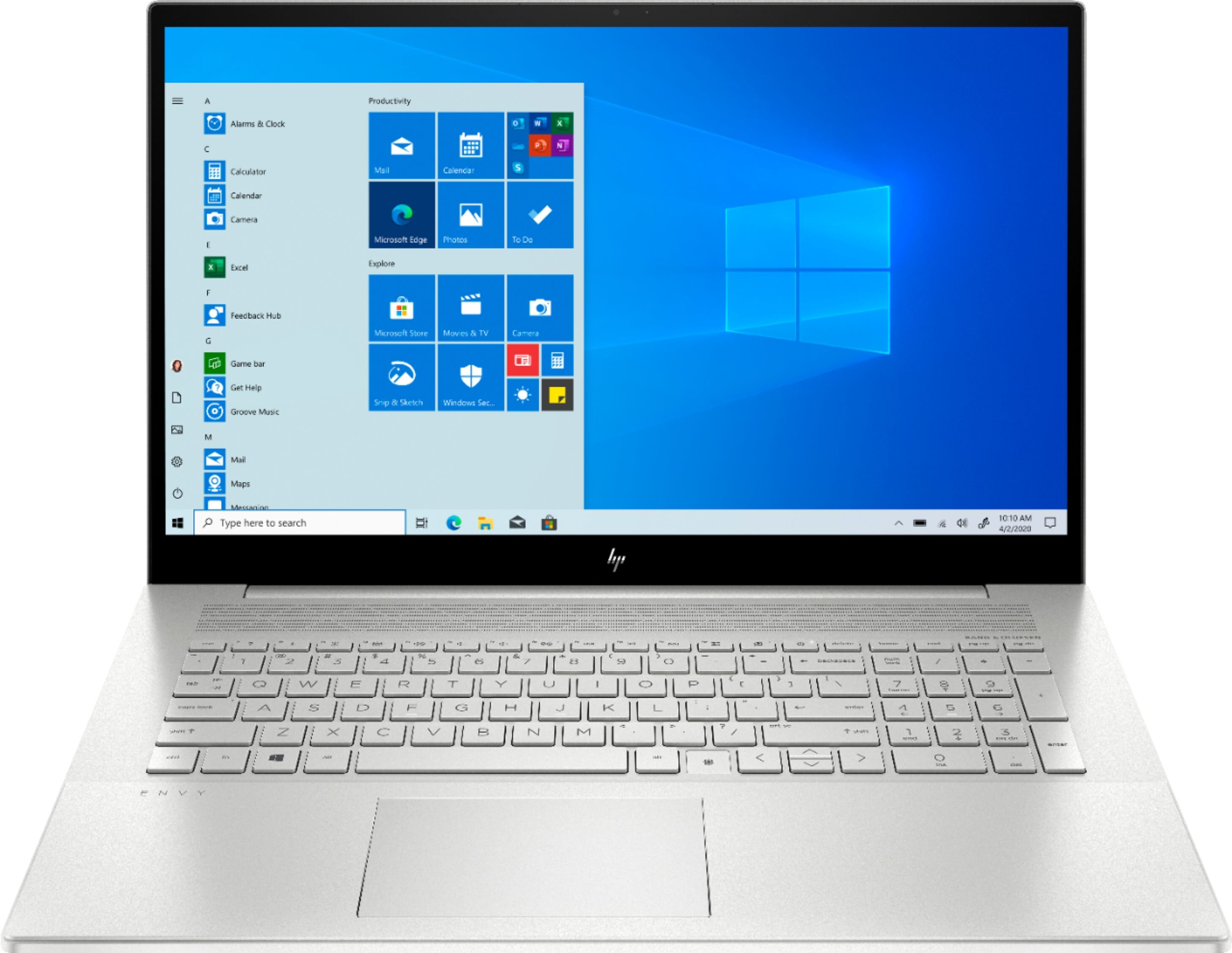 HP ENVY Laptop 17m-cg1013dx (206T7UA)