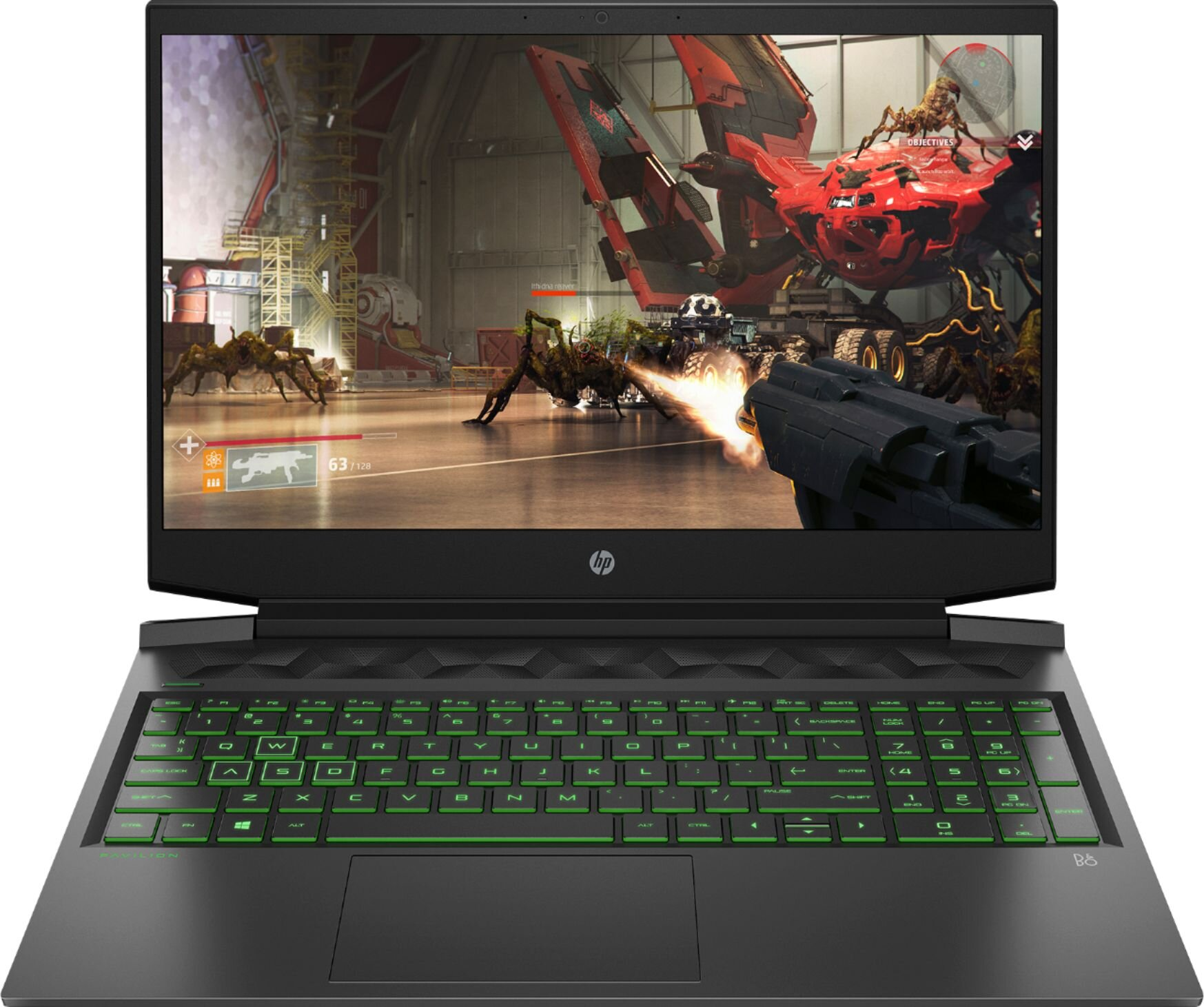 HP Pavillion Gaming Laptop 16-a0032dx (2C387UA)