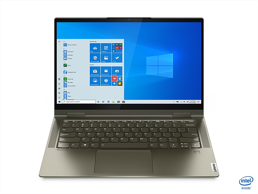 Lenovo Yoga 7i 2-in-1 Laptop (82BH000CUS)