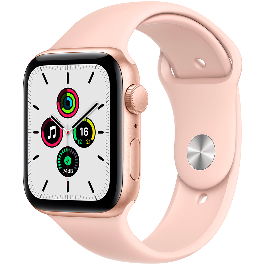 Apple Watch SE GPS (MYDR2UL/A), Apple S5 SiP, 32 ГБ, Watch OS 7, OLED LTPO