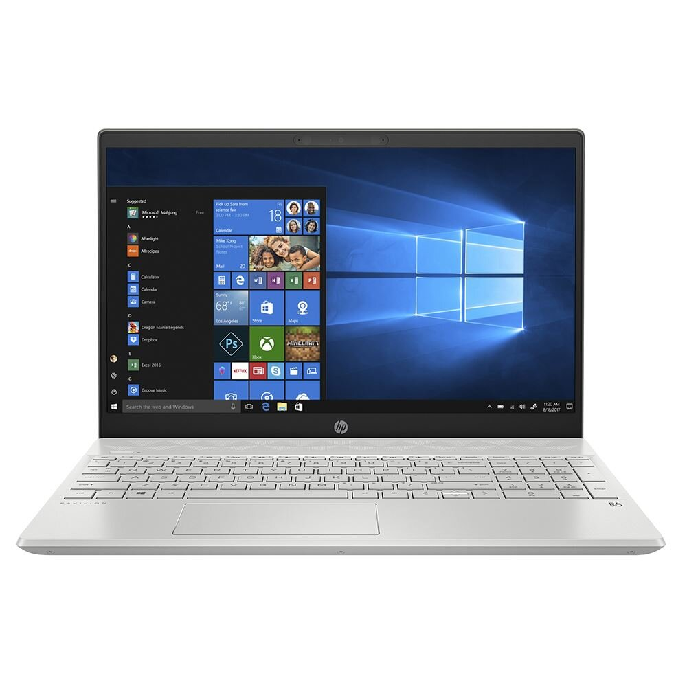 "HP Pavilion 15-cs3153cl 15.6"" Laptop Computer - Silver - (HP1G131UA)"
