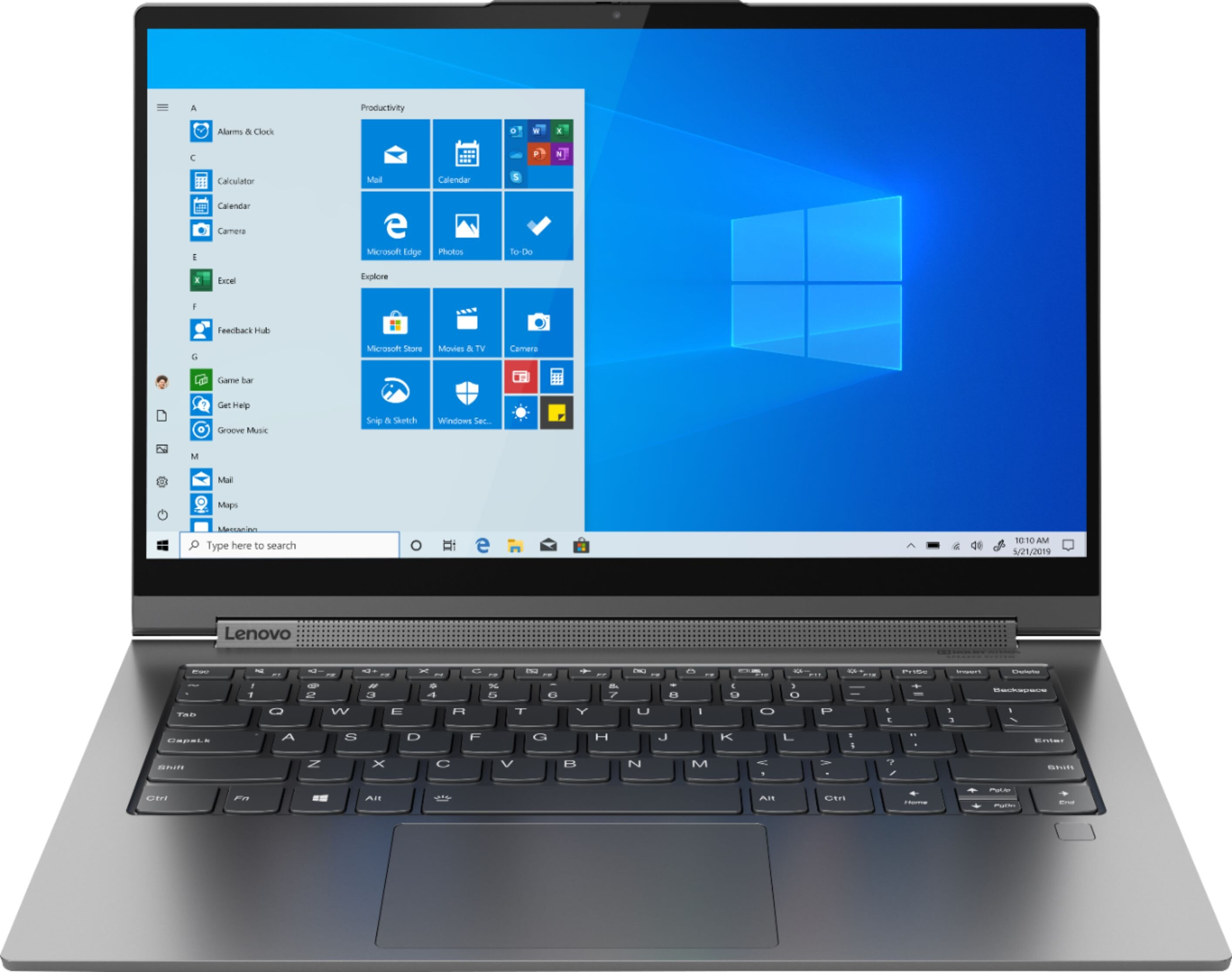Lenovo Yoga C940 2-in-1 Laptop (81Q9002GUS)