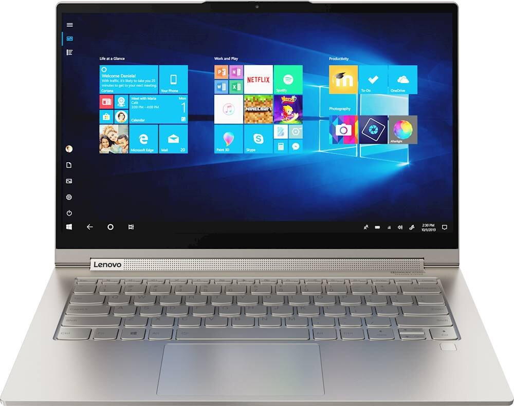 Lenovo Yoga C940 2-in-1 Laptop (81Q9003PUS)