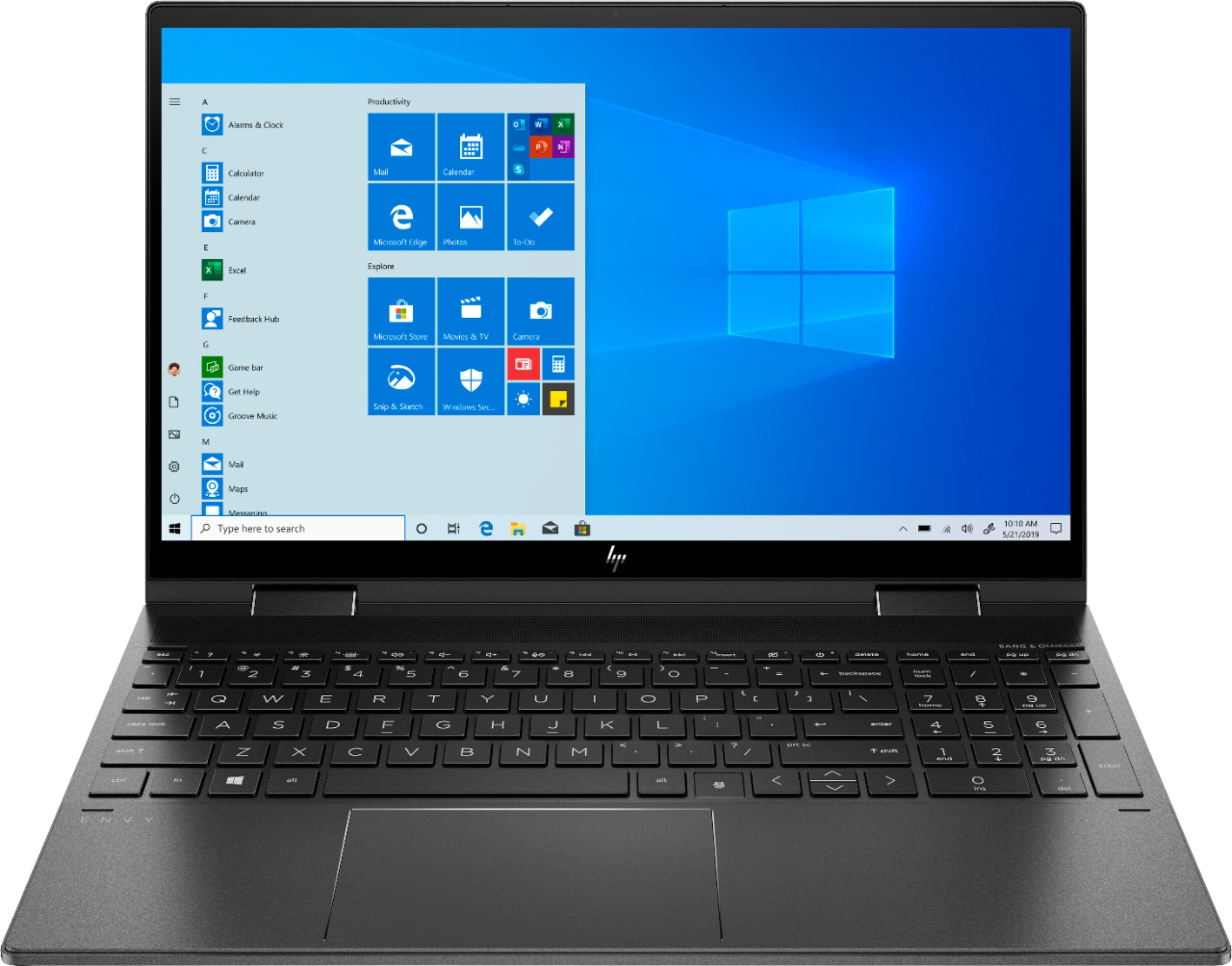 HP ENVY x360 15M-EE0013DX Laptop (9HZ86UA)